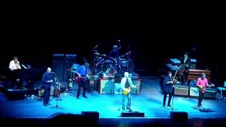 Mark Knopfler - get lucky tour: Why Aye Man - pantages theatre, april 17 - 2010