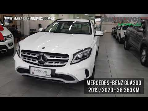 video carousel item Mercedes-Benz Gla 200 Ff Style