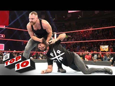 Download Top 10 Raw moments: WWE Top 10, December 3, 2018 HD Mp4 3GP Video and MP3