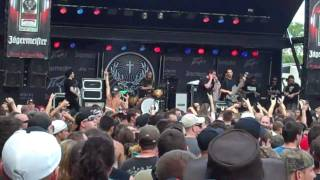 Taproot - Again & Again Live at Rock on the Range