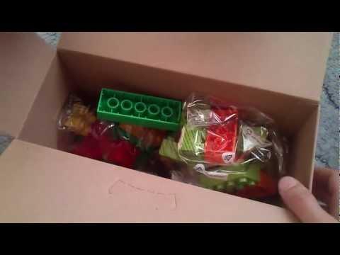 Vidéo LEGO Duplo 6176 : Briques de base LEGO DUPLO de luxe