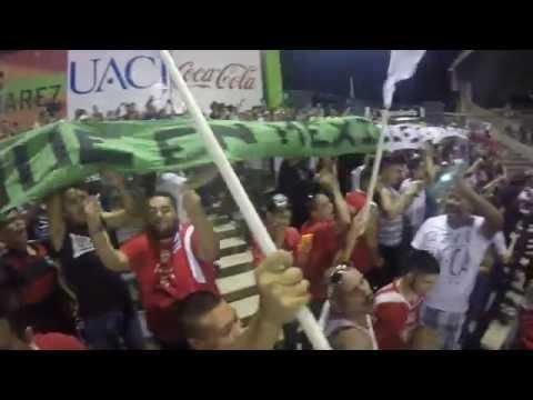 """""""FC Juarez vs Necaxa - BARRA EL KARTEL- 2"""" Barra: Barra El Kartel • Club: FC Juárez"""