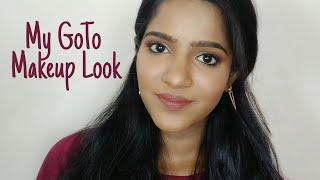 My Goto Makeup look for Golden Brown Skin Tone