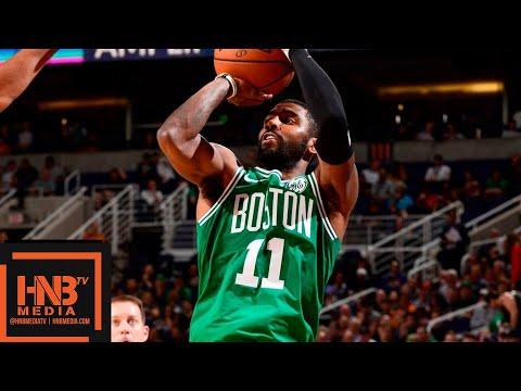 Boston Celtics vs Phoenix Suns Full Game Highlights | 11.08.2018, NBA Season онлайн видео