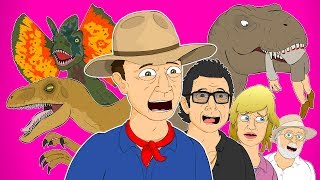 ♪ JURASSIC PARK THE MUSICAL - Animated Parody Song Remastered
