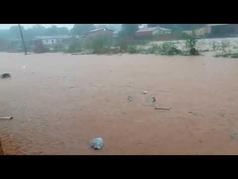 Chuva em Baixa Grande do Ribeiro