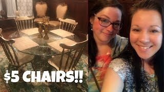 New Dining Room Set-Up | She Couldnt Leave