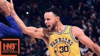 Golden State Warriors vs Denver Nuggets Full Game Highlights | April 2, 2018-19 NBA Season