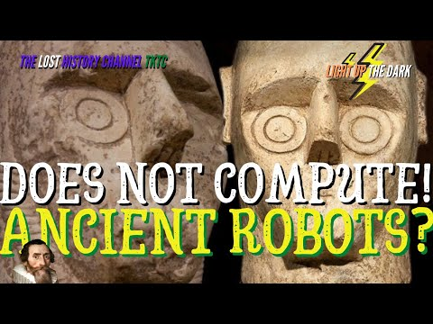 Does Not Compute!! Ancient Robots of Sardinia