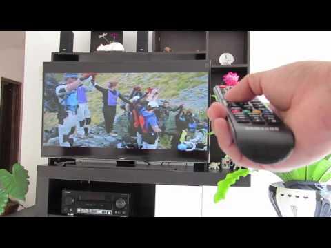 Escuchar audio de Samsung Smart TV en altavoces externos conectados a receptor AV Pioneer