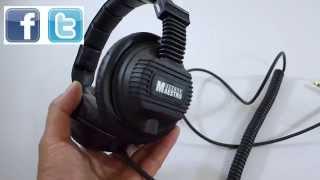 NEW! *Indestructible - German Maestro GMP 8.35 D headphones