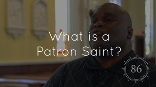 What is a patron saint?