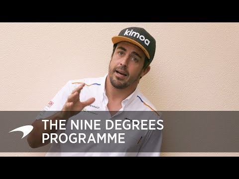 The 9-degrees programme