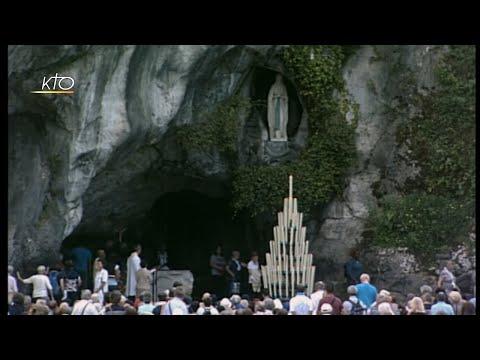 Chapelet à Lourdes du 21 septembre 2019