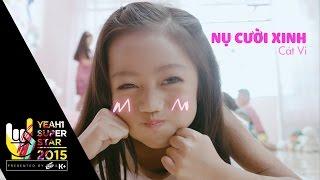 Nụ cười xinh | cát vi - 4k | yeah1 superstar (official music video)