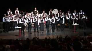 preview picture of video 'BAGAD HIZIV HENNEBONT PONTIVY 2014'