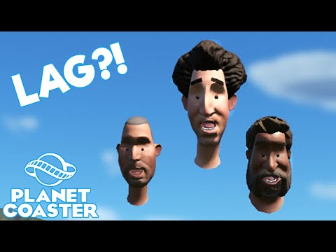 Finding Out What Lags Planet Coaster the Most!
