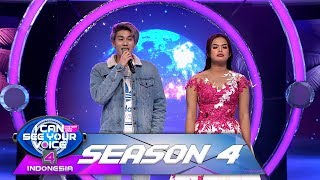 Surprise!! PACAR MARION JOLA Duet Dengan PENYANYI SLOW - I Can See Your Voice (25/1)