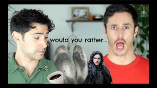Would You Rather | MATT AND BLUE