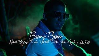 Video El Gatito de Mi Ex (Remix) de Benny Benni feat. Brytiago, Noriel, Darkiel, Pusho y y Más