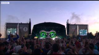 David Guetta - Ain't A Party at T in the Park 2013