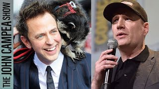 James Gunn & Disney Meet, Not Directing, Will Use Guardians Script - The John Campea Show