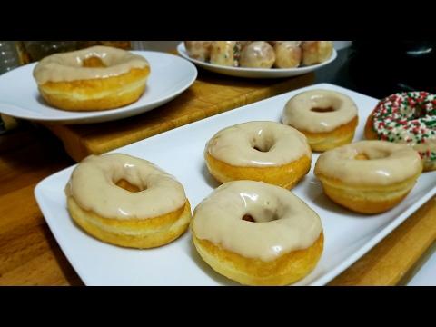 Video Resep Donut Lembut