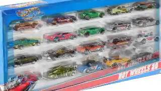 Hot Wheels 20 Car Gift Pack – Styles May Vary
