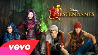 "1 - Rotten To The Core - Descendantrs Cast ( Audio Only / From ""Descendants"" )"