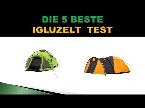 Beste Igluzelt Test 2019