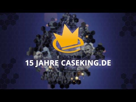 15 Jahre Caseking - Timeline