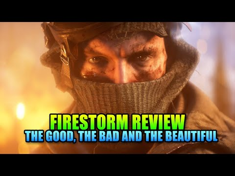 Firestorm - The Good, The Bad and The Beautiful | Battlefield V Battle Royale Review