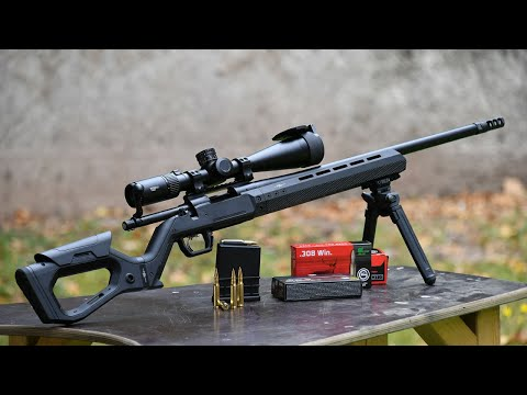 hera-arms: Test and video: Hera Arms H7 rifle and H7 Stock System for Remington 700