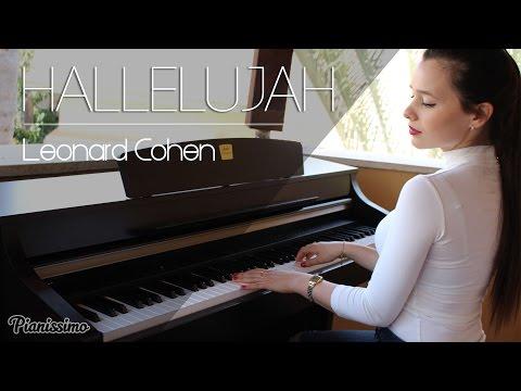 Leonard Cohen - Hallelujah   Piano Cover by Yuval Salomon