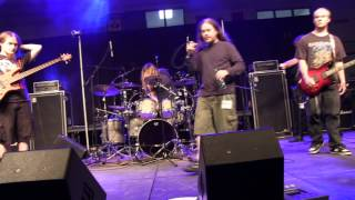 ANSWER WITH METAL live @ The Halifax Forum SPREAD THE METAL FESTIVAL July 5th FULL SET (HD)