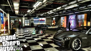 """GTA 5 STORYMODE - HOW TO GET INSIDE """"SIMEON DEALERSHIP"""" AFTER ANY PATCH"""