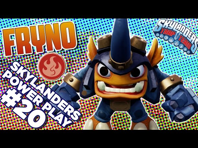 Skylanders-power-play-hog-wild