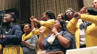 Black Awakening  Choir at VCU -Good News - FT. Marcell Wyche