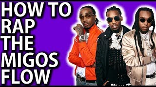 Rap Flow Techniques: How To Rap Like Migos In 9 Minutes (Beginners)