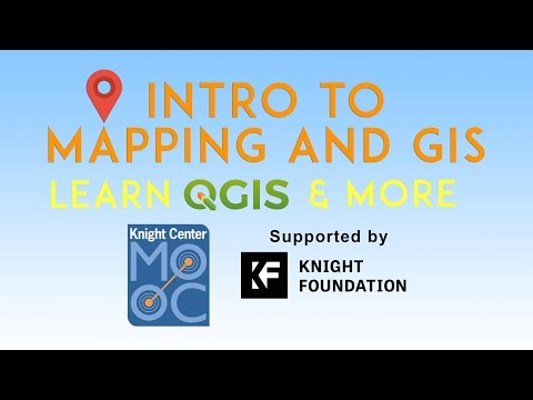 [FREE] Course Intro to Mapping and GIS - YouTube