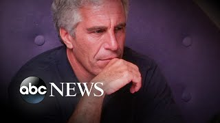 Secret indictment against Jeffrey Epstein unveiled