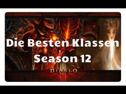 Diablo 3: Die Besten Klassen für Season 12 (Patch 2.6.1, Meta, Buffs)