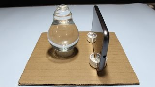 How To Make Easiest SMARTPHONE PROJECTOR At Home