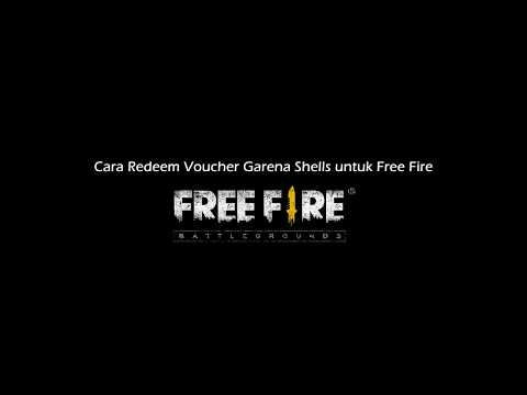 Cara Redeem Voucher Garena untuk Free Fire