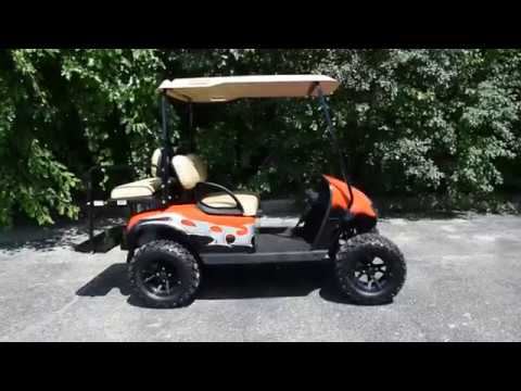 2014 E-Z-GO TXT Electric in Wauconda, Illinois - Video 1