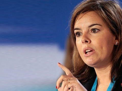 Sáenz de Santamaría: Lo único que no debe cambiar es el impulso de la mentalidad reformista