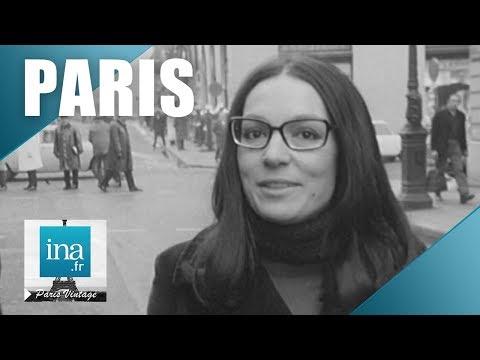 1970 : Une première journée sans voitures à Paris   Archive INA