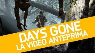 Days Gone per PS4: Zombie e motociclette, anteprima della nuova esclusiva Sony