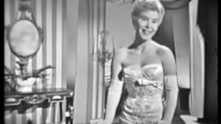 Mindy Carson--Chances Are, Sweet Georgia Brown, 1957 TV