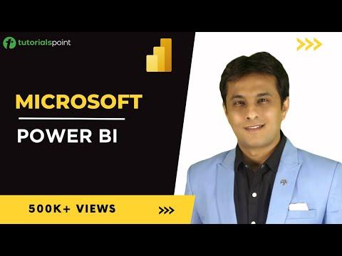 Mastering Microsoft Power BI -  Introduction to Power BI